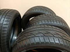 Продам в идеальном состоянии зимние шины