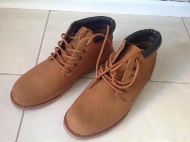 Продам ботинки мужские - 1