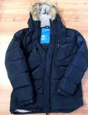 Продается новая мужская куртка пуховик - 1