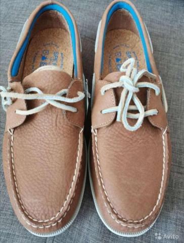 Оригинальный мужской топсайдер (boat shoes) - 1