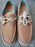 Оригинальный мужской топсайдер (boat shoes)