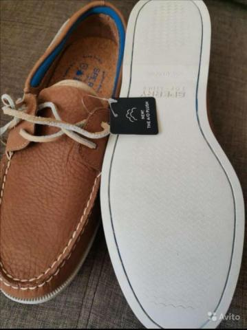 Оригинальный мужской топсайдер (boat shoes) - 2