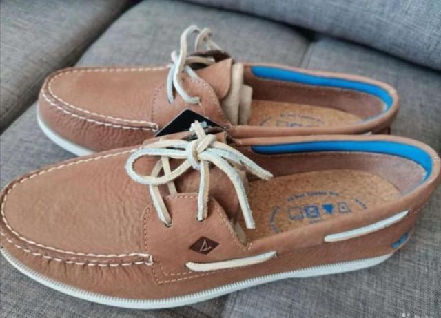 Оригинальный мужской топсайдер (boat shoes) - 3